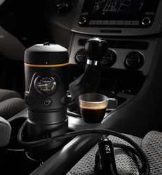 espresso machine for the car