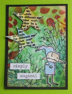 atc simply magical by Stampinkie, via Flickr