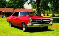 1966 Ford Fairlane 500 GT looks like Daddy's My Dream Car, Dream Cars, Ford Lincoln Mercury, Ford Fairlane, Hot Rides, Ford Gt, American Muscle Cars, Cool Trucks, Hot Cars