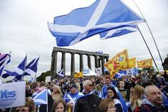The Story Of Scotland's Referendum Told By The People Who Led It - BuzzFeed News