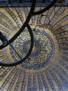 Juxtapositions to make one cry in awe. Sulaymaniye Mosque by 1CheekyChimp, via Flickr