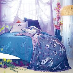 Dream up a whimsical scheme