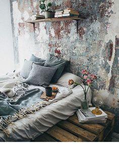 ❤️ Dreamy bedrooms on Instagram • photo © @ezgipolat | bedroom ideas