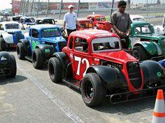 Street Legal Legends Race Car It S Missing A Few Amenities Like