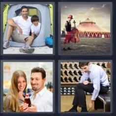 4 fotos 1 palabra pareja coca cola - Pulsa sobre la foto para ver la solución