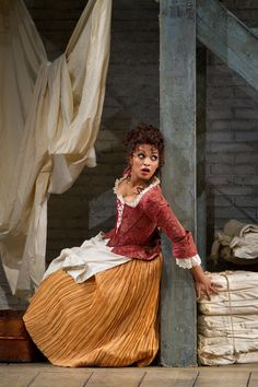 Despina from Mozart's Cosi Fan Tutte (Women are Like That)