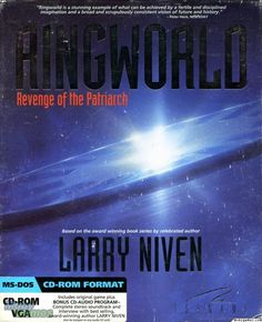 Actual Game Ringworld Revenge of the Patriarch 1-Click Install Windows 10, 8, 7, Vista, XP (Tsunami 1992) MY PROMISE My games are genuine, install in one step, look, sound and play in Windows 10, 8, 7