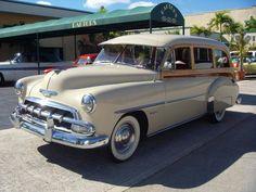 '52 Chevy Tin Woody | Hemmings
