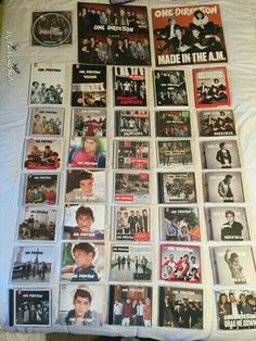 One Direction albums - more than awesome! One Direction Albums, One Direction Merch, I Love One Direction, Direction Quotes, One Direction Bedroom, Niall Horan, Zayn Malik, Liam Payne, 1d And 5sos