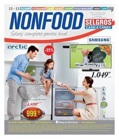 Oferta curenta: SELGROS -Oferte nealimentare (nonfood)|Oferta Selgros 20.03-02.04.2015. Cu POC!Oferte reducem pe cat posibil utilizarea formatului clasic 'pe hartie'!