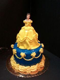Disney Cakes belle loveable