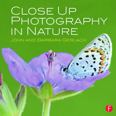 Close Ups In Nature Photo Contest inspired by the new book by best-selling authors and nature photography pros, John and Barbara Gerlach. Sharing the tips and techniques necessary to successfully photograph the beauty all around you, the book is a must read for camera connoisseur's. Click here for more information and to enter your photo. Good luck!