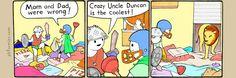 Uncle Duncan by Nicholas Gurewitch
