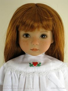 Little Darling doll, by Dianna Effner