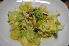 Endivien-Kartoffel-Salat