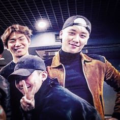 160601 akira__leica instagram: with Daesung, G-Dragon and Seungri