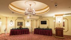 Casino Opera - rautové stoly