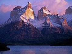Lago Pehoe, Torres del Paine National Park - Google Search