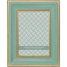 Color Accent Collection 5'' x 7'' Metallic Trim Frame () (1.900 RUB) ❤ liked on Polyvore featuring home, home decor, frames, colored picture frames, colored frames, 5x7 picture frames and 5x7 frames