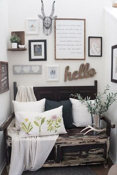 #LMBLovesHouses: Cozy Cottage HomeFront
