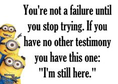 40 Funny despicable me Minions Quotes 36 Motivational Quotes For Life, Me Quotes, Funny Quotes, Inspirational Quotes, Qoutes, Uplifting Quotes, Funny Memes, Missing You Quotes For Him, Minions Quotes