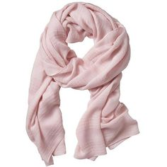 Banana Republic Women Textured Stripe Scarf ($25) ❤ liked on Polyvore featuring accessories, scarves, banana republic, striped shawl, rayon scarves, striped scarves and banana republic scarves