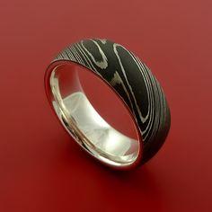 Bridal & Wedding Party Jewelry Dashing Titanium Ridged Edge 8mm Brushed Wedding Ring Band Size 9.00 Classic Flat