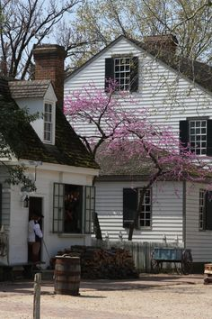 Simple but beautiful...Colonial Williamsburg
