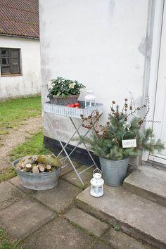 Udendørs julepyntning « Sweet Country Life