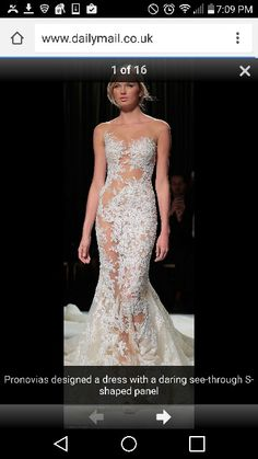 S-Shaped Gown