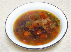 BIZZY BAKES: Darcy's Veggie Chili Soup