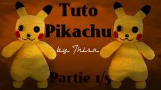 Pikachu tutoriel au crochet