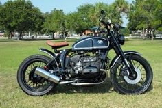 1981 BMW R100RS BMW R100RS CUSTOM HYBRID CAFE BOBBER | Cocoa, Florida | Burgundee Bikes