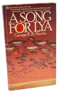 A Song for Lya Signed George R.R. Martin Rare First Book First Edition 1976