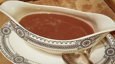 Portsaus; Een romige saus bij goed vlees