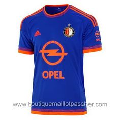 Maillot de foot pas cher Feyenoord 2015 Domicile