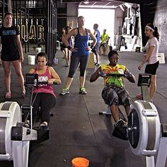 """""""The more you know, the better you row! Don't miss sign up for the rowing class on February 28th taught by Misha of @fit_row. The class will be from 11 to…"""""""