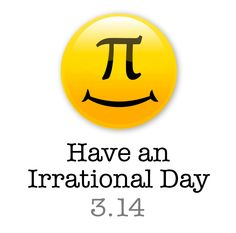 Happy Pi Day 2014