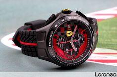 Formel1 2016 - der Countdown läuft, die Spannung steigt! Hier gibt's schon mal die passenden Uhren für euch: http://www.laranea.de/ferrari-uhren-formel1