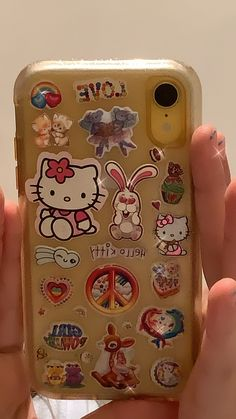Cute Cases, Cute Phone Cases, Coque Vintage, Hello Kitty, Pretty Iphone Cases, Aesthetic Phone Case, Phone Stickers, Doja Cat, Diy Phone Case