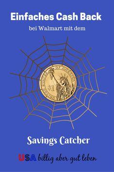 Schnell und Einfach Geld sparen mit dem Savings Catcher von Walmart http://usabilligabergutleben.blogspot.com/2014/12/2-x-sparen-bei-walmart.html Lese unter diesem Link mehr!