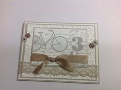 Stampin up Postage Due.