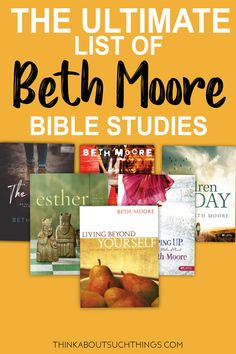 Awesome Bible study for women ideas for your group or just for yourself. Beth Moore Bible studies are a great way to go deeper into the word. Francis Chan, Beth Moore Bible Study, Stay Strong Quotes, Learning To Pray, Christian Living, Christian Girls, Christian Videos, Inspirational Quotes For Women, Bible Verses