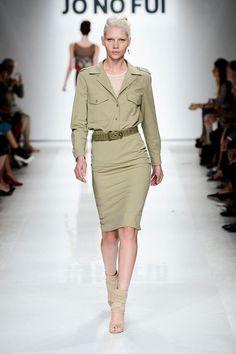 Jo No Fui - Milan Fashion Week S/S '13