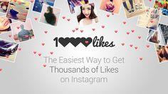 Easiest way to get likes on instagram