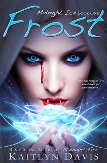Interview: Please welcome Kaitlyn Davis author of the paranormal romance Frost (Midnight Ice Book One)