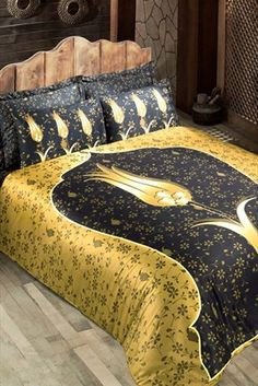 Satin Double Duvet Handan Golden 8680108017876