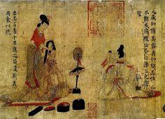 В древнем Китае и женщины, и мужчины не стригли волосы. Они собирали их в узел и закалывали шпильками. Еще в эпоху неолита, женщины стали использовать…