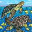 Stephanie Kiker artwork - what can I say...she's amazing!!!