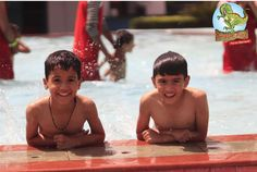 The little happy kids are loving the water park at Jurasik Park Inn The crystal clear water & safety precautions are the best things of Jurasik Park Inn To know more Call at 8882388843